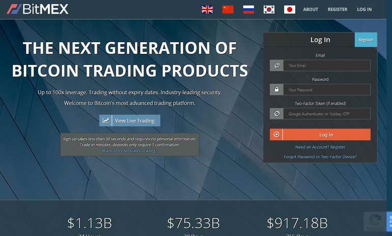 bitmex.com