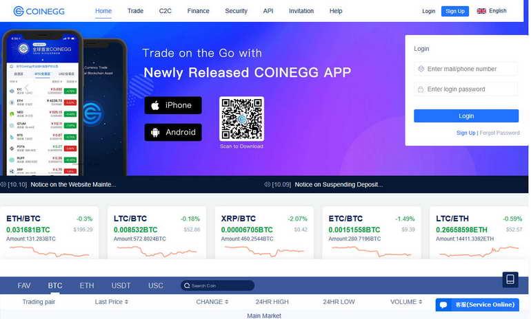 coinegg.com