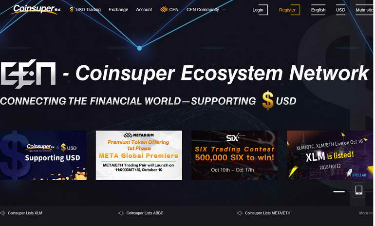 coinsuper.com