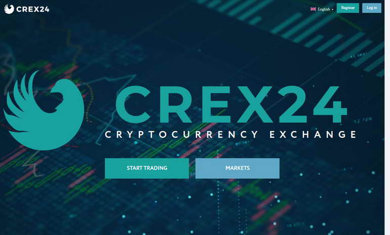 crex24 com Exchange Reviews & Details for Traders - Shitcoin