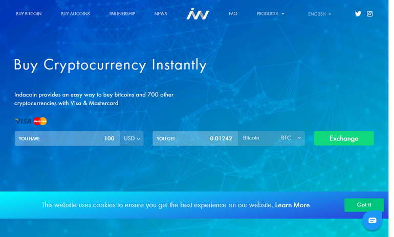 indacoin.com