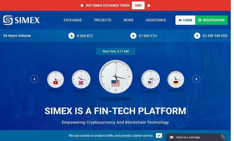 simex.global